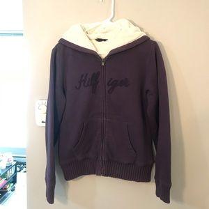 2 for $20🔥Tommy Hilfiger faux fur lined jacket